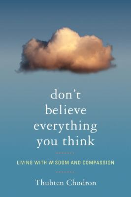 Chodron Don't Believe cover art