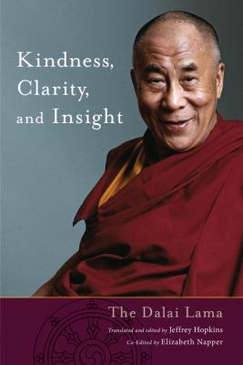 HHDL Kindness Clarity cover art