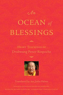 Penor Ocean of Blessings cover art