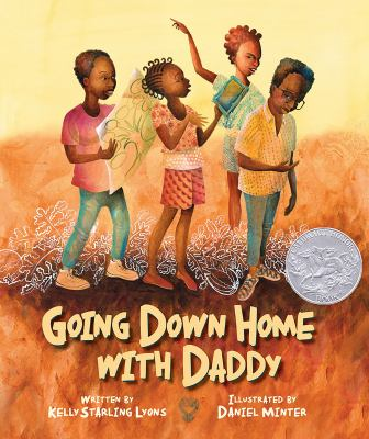 Going down home with daddy / by Lyons, Kelly Starling,