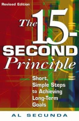 The 15 Second Principle cover art