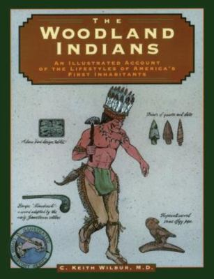 Woodland Indians, C. Keith Wilbur (Author)