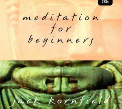 CD cover art for Meditation for Beginners