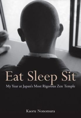 Nonomura Eat Sleep Sit cover art