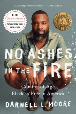 No Ashes in the Fire book jacket