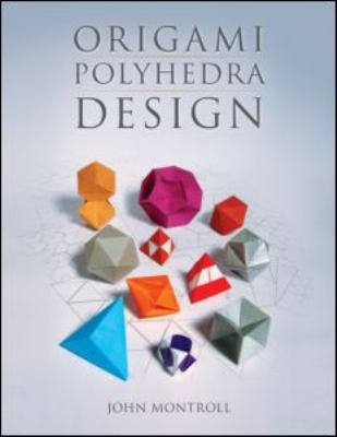 Book Cover for Origami Polyhedra Design