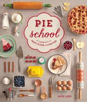 Book cover for Pie School