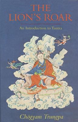 Trungpa Lion's Roar cover art