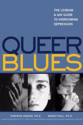 blue book cover with black and white images of teens in distress