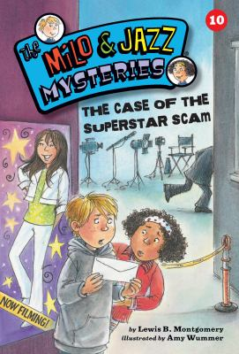 Milo and Jazz Mysteries: The Case of the Superstar Scam