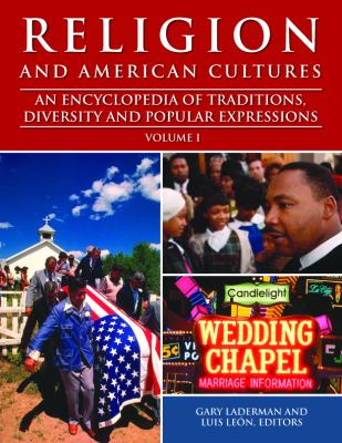 Cover Art for Religion and American Cultures