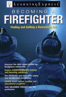 Becoming a Firefighter Cover Art