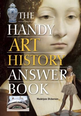 The Handy Art History Answer Book Cover Art