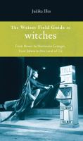 Weiser's Field Guide to Witches book cover