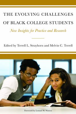 Evolving Challenges of Black College Students cover art