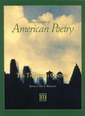 Cover art for Encyclopedia of American Poetry