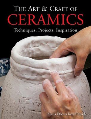 The Art and Craft of Ceramics Book Cover