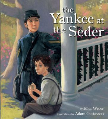Cover Art for Yankee at the Seder