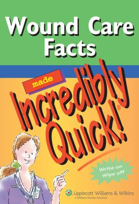 eBoook - Wound Care Facts Made Incredibly Quick