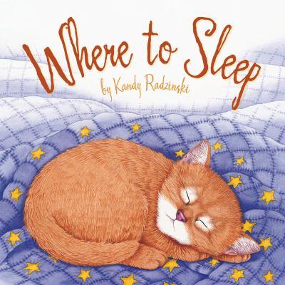 Where to sleep / by Radzinski, Kandy.
