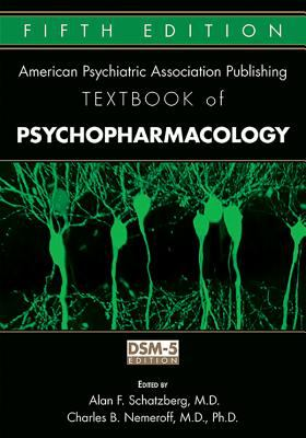 Textbook of Psychopharmacology cover