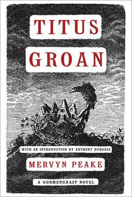 Cover of Titus Groan by Mervyn Peake