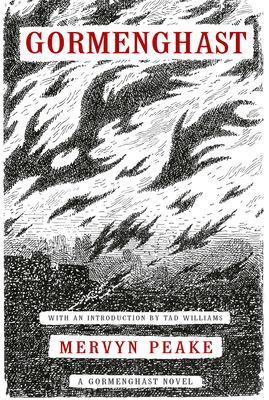 Cover of Gormenghast by Mervyn Peake