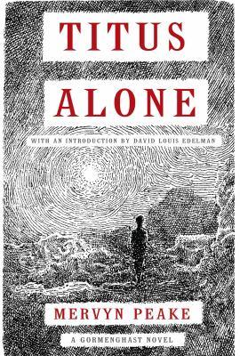 Cover of Titus Alone by Mervyn Peake