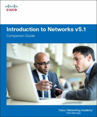 book cover: Introduction to Networks Companion Guide