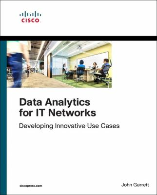 book cover: Computer Networking Data Analytics