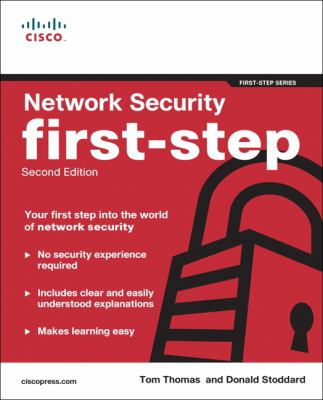 book cover: Network Security First-Step