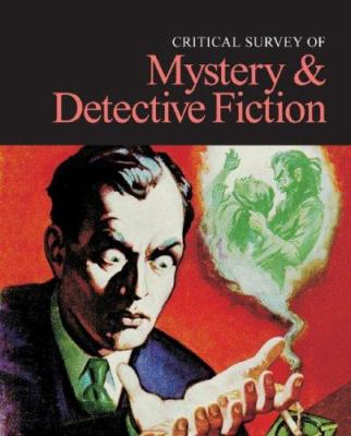Critical Survey of Mystery and Detective Fiction, Carl Rollyson (Editor), 2008