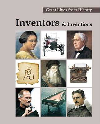 Book cover for Great lives from history: Inventors & inventions.
