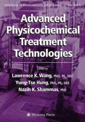 book cover: Advanced Physicochemical Treatment Processes