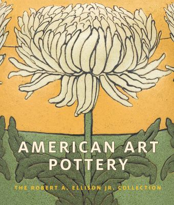American Art Pottery Book Cover