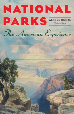 Book cover for National parks.