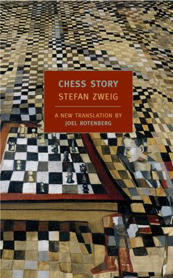 NYRB Chess Story cover art