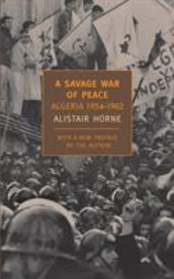 Cover art for A Savage War of Peace