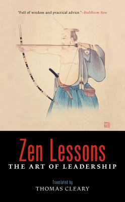 Cleary Zen Lessons cover art