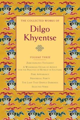 Dilgo Collected Works Volume 3 cover art