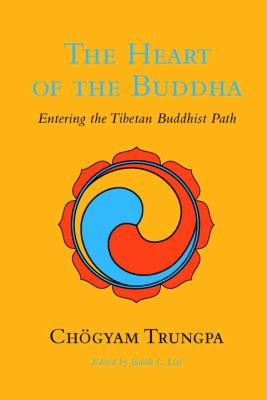 Trungpa Heart of Buddha cover art