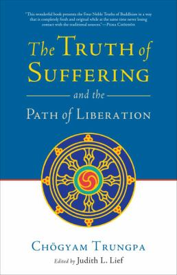 Trungpa Truth of Suffering cover art
