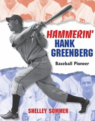 Cover Art for Hammerin' Hank Greenberg