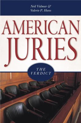 American Juries Cover Art