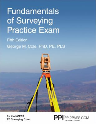 Fundamentals of Surveying Practice Exam