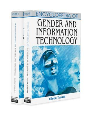 Book jacket for Encyclopedia of Gender and Information Technology