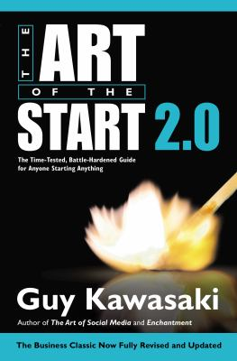 Art of the Start Book Cover