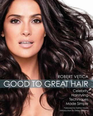 Good to Great Hair - Book Cover
