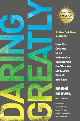 Cover Art for Daring greatly by Brené Brown