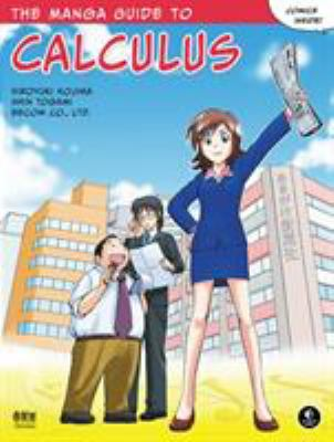 book cover: The Manga Guide to Calculus